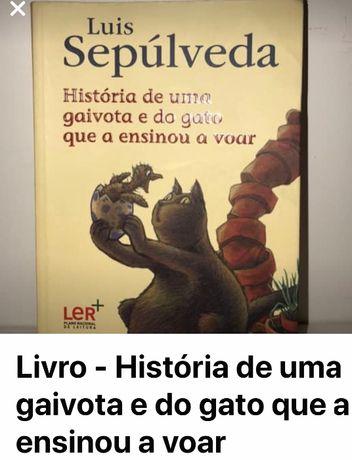 Livro de Luís Sepulveda