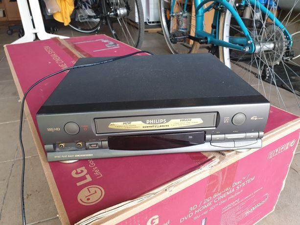 Magnetowid Philips VR454 w b.dobrym stanie