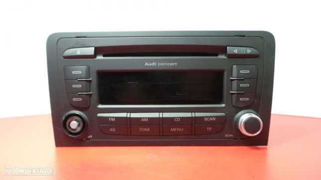 Auto-Rádio (Cd) Audi A3 (8P1)