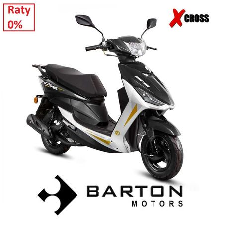 Skuter Barton Scalpel 50 4T LED Raty 0% DOSTAWA