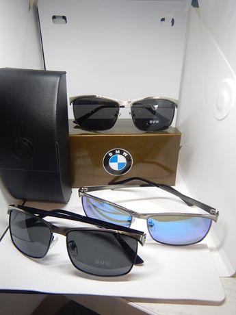 Okulary Polaryzacyjne BMW UV400 ITALIA