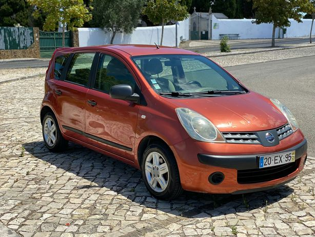 Nissan note 1.2 i 160 mil kms