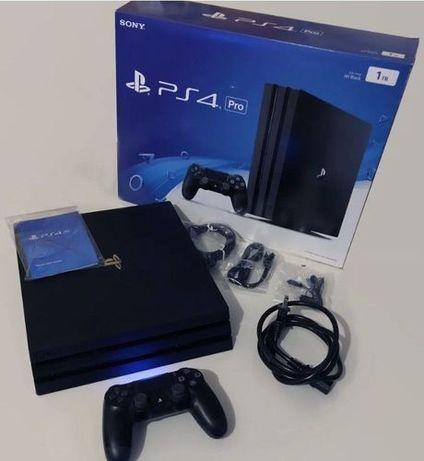Ігрова приставка Sony Playstation PS4 PRO + 2DS4