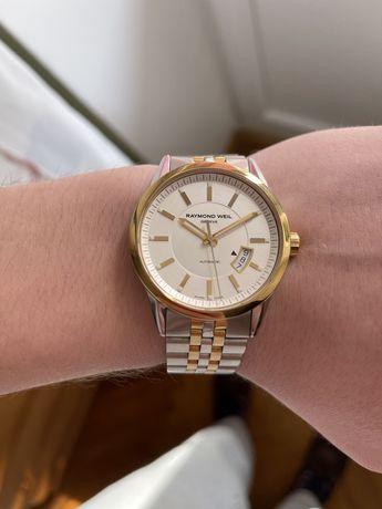 Продам швейцарские часы Raymond Weil