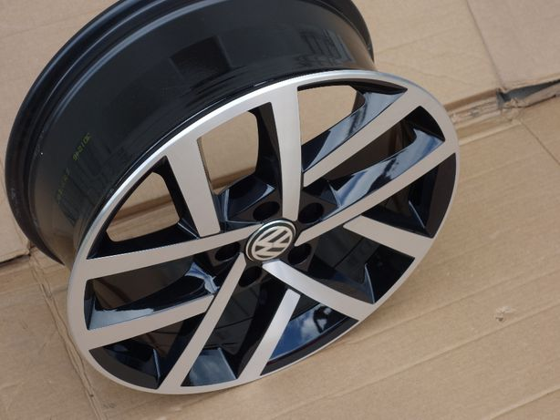 NOWE Felgi VW GOLF VII VIII GTI Touran T-ROC JETTA 18'' 5x112 R-Line