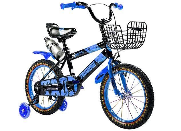 Rowerek dla chłopca 12 cali ROWER dla dziecka dziecięcy 030