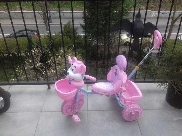 Rowerek dziecięcy, pchacz