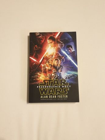 Star Wars przebudzenie mocy | Alan Dean Foster | książka sc-fi galakty