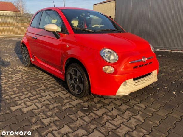 Fiat 500 perlowy lakier