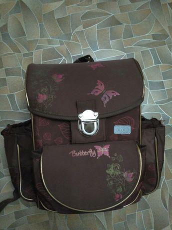 Рюкзак ранец портфель каркасный zibi + подарок