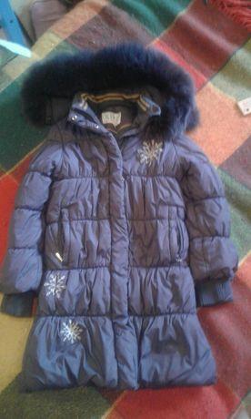 Зимнее пальто Kilo 134 см рост