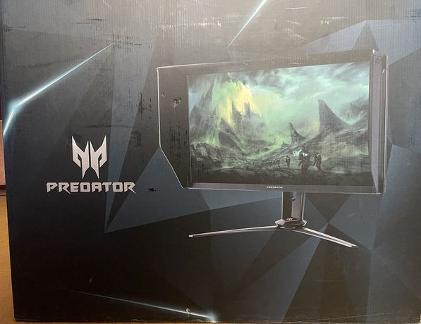 "Монитор Acer Predator XB273K 27"" 4K 144HZ G-Sync Ultimate"