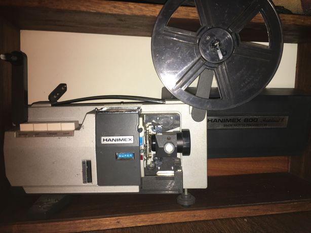 Projector Super8 Hanimex 800