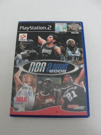 Jogos ps 2 NBA - Basquetebol
