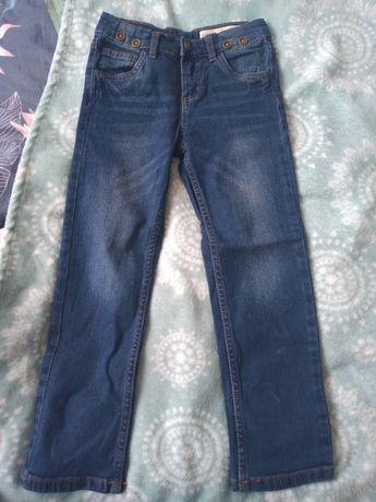 Spodnie dżinsowe 116