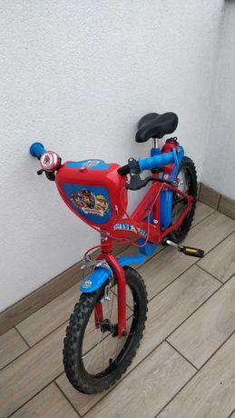 Bicicleta infantil patrulha pata