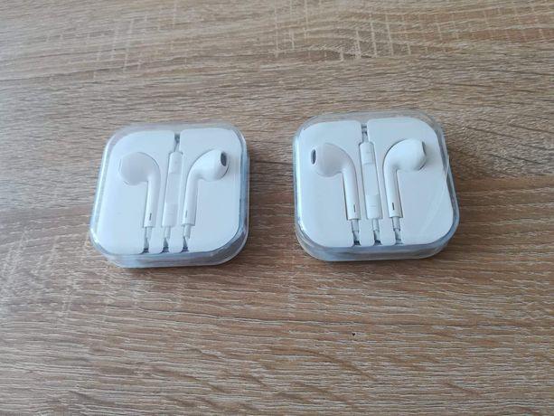 Słuchawki nowe przewodowe