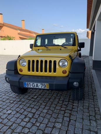 Jeep Wrangler Sport irrepriensivél!!