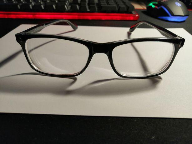 Okulary korekcyjne OL -3.50, OP -3.00
