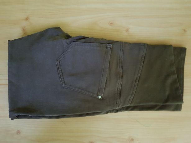 Spodnie ciążowe 36 S H&M