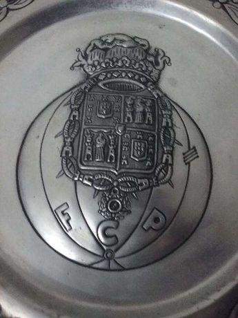 Emblema F.C.Porto Estanho