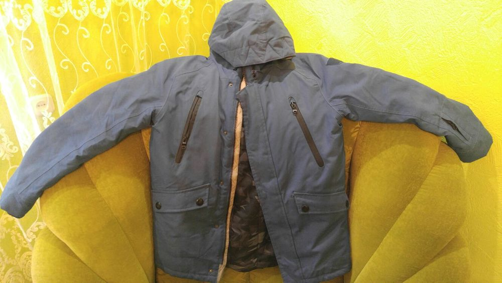 Детская зимняя куртка. Острог - изображение 1