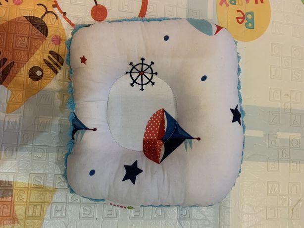Детская ортопедическая подушка Plamka