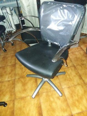 Cadeira para corte de cabelo