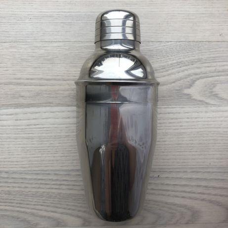 Шейкер коктейльный сталь