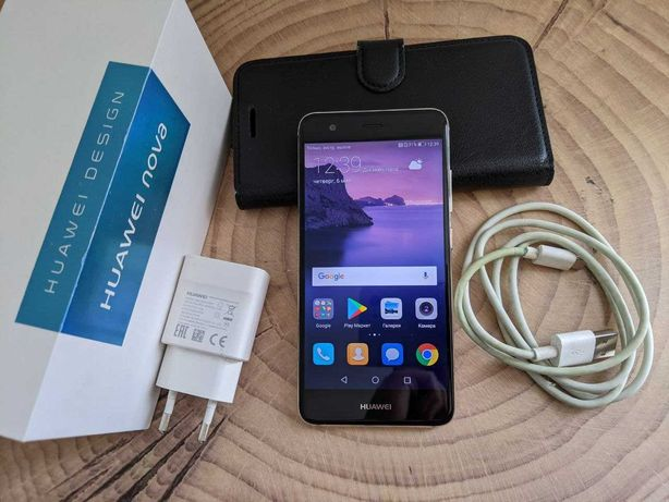 Huawei Nova (3/32 Гб) NFC, LTE, 2 сим карты.