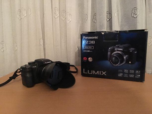 Máquina fotográfica Lumix FZ28