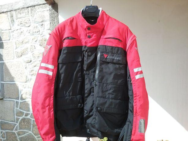 Blusão casaco motard Dainese