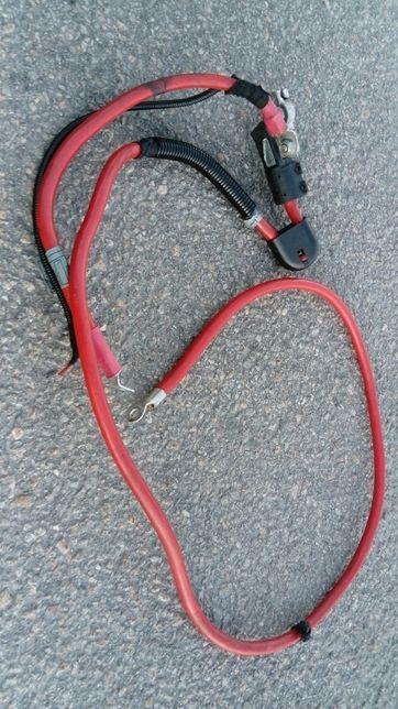Kabel pirotechniczny klema BMW e60