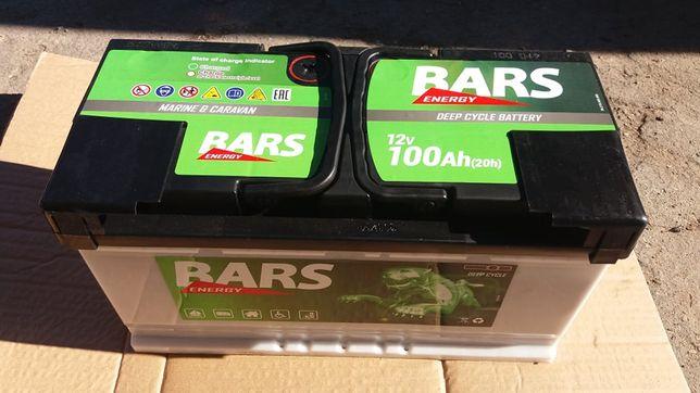 Akumulator Głębokiego rozładowania Bars Energy 12V 100Ah