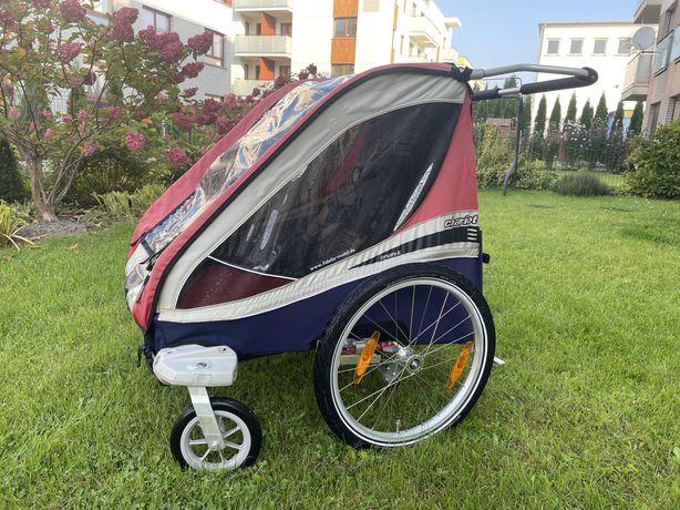 Przyczepka rowerowa/wózek Chariot Thule Corsaire