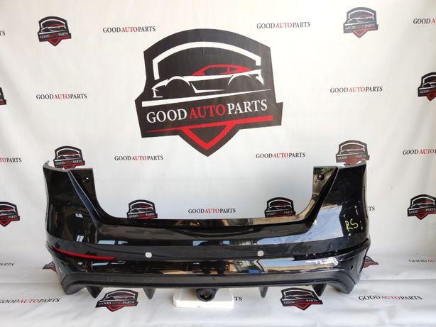 Бампер задний Ford Focus MK3 RS фокус рс