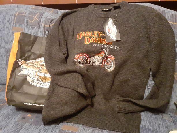 Harley Davidson sweter