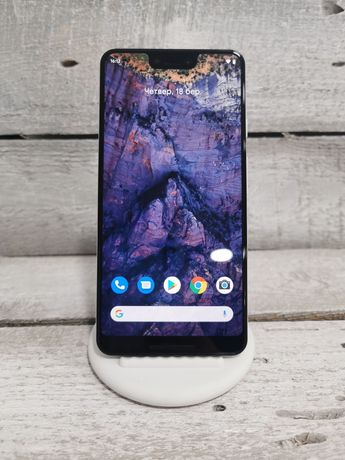 Google Pixel 3XL 64gb Clearly White (Без вигорань)