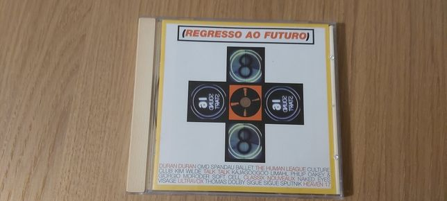 Coletânea - Regresso ao Futuro - CD