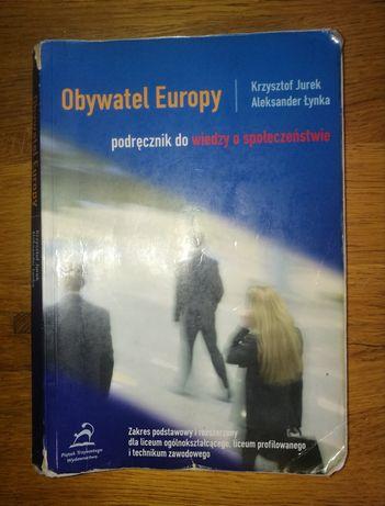 Podręcznik do wiedzy o społeczeństwie Obywatel Europy