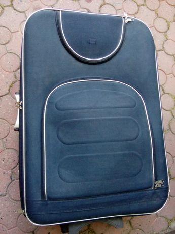 Duża walizka 70 cm x 50 cm x 25 cm