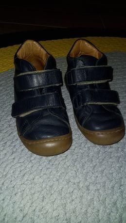 Buty skórzane chlopiece Bundgaard 25