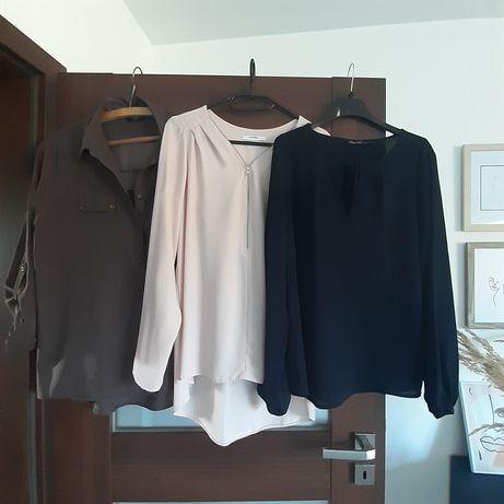 Całość 3 x bluzka George F&F House