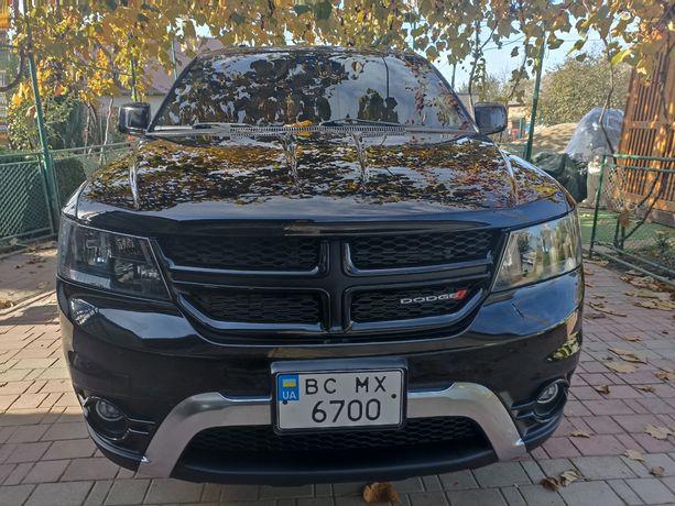 Dodge Journey Crossroad 3.6 4×4 додж джорні 2018р