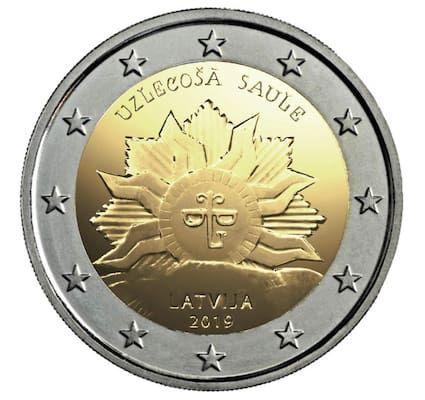 Rolos de moedas de 2€