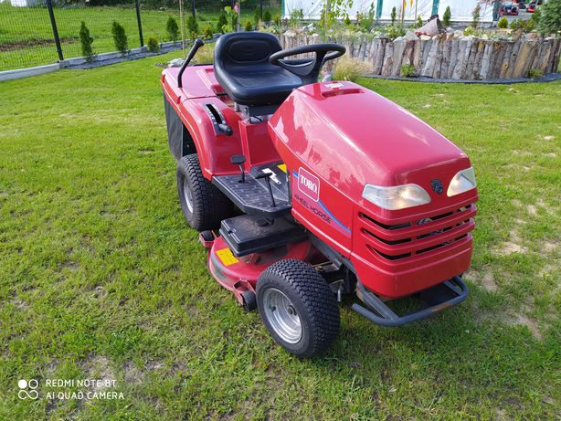 Traktorek Toro 17.5Hp pompa oleju ładny stan