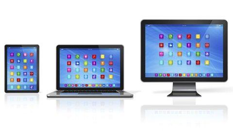 Desktops/portáteis