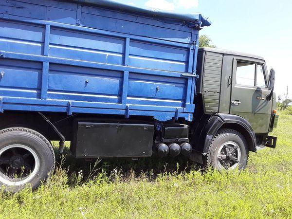 Продам КАМАЗ 55102 91 року + причіп ГКБ 84 року