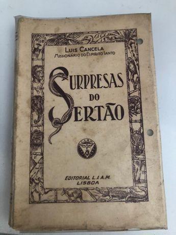 Surpresas do Sertão de Luis Cancela