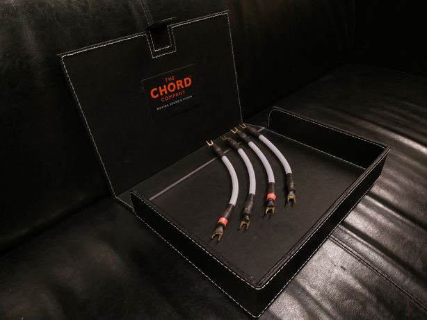 Chord ShawLine zworki do kolumn konfekcja Trans Audio Hi-Fi sklep